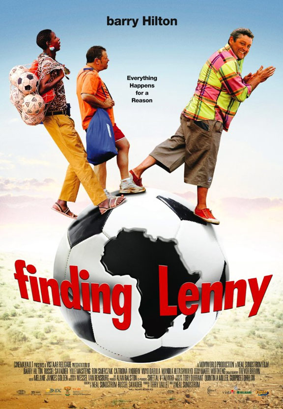 Finding Lenny Poster #1