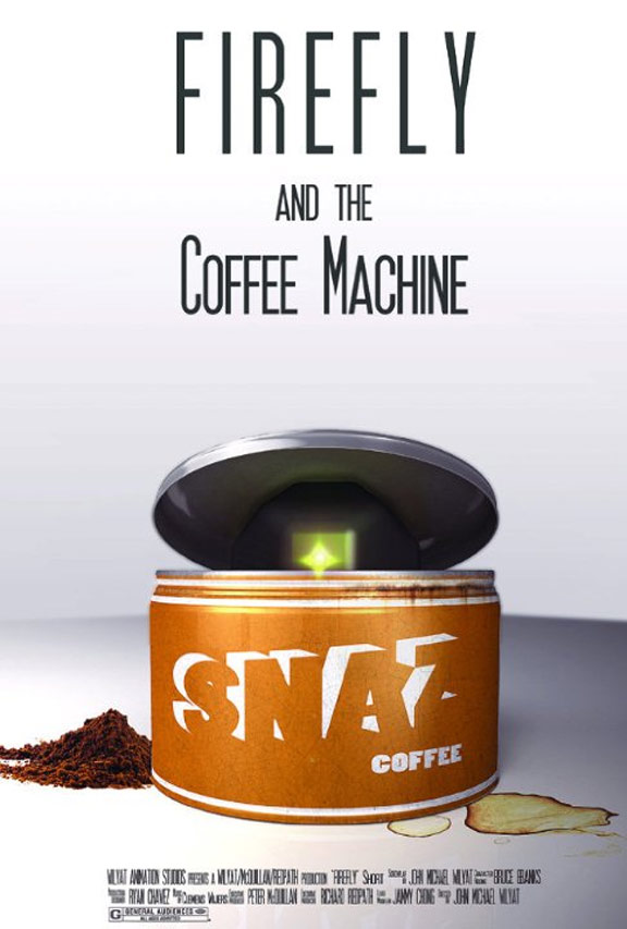 Firefly and the Coffee Machine Poster #1