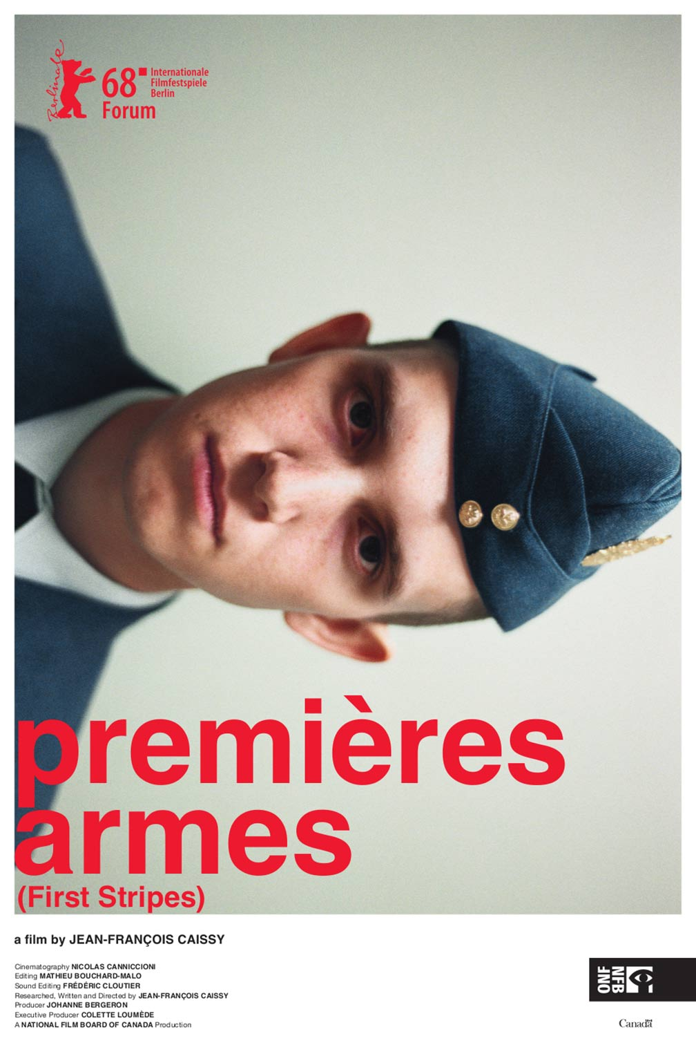 First Stripes Poster #1