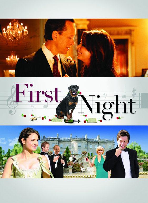 1st Night Poster #1