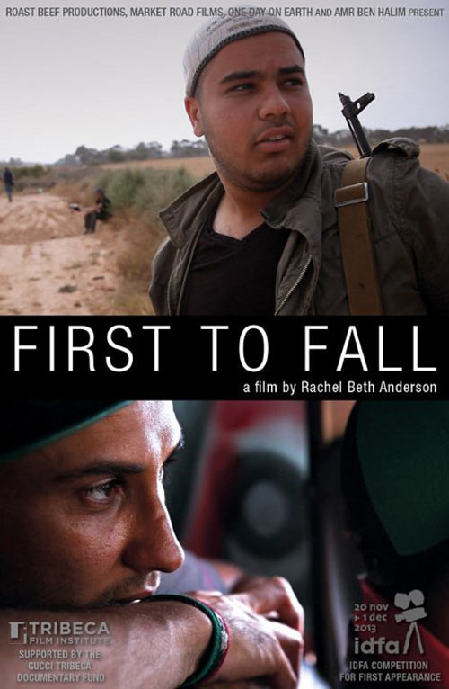 First to Fall Poster #1