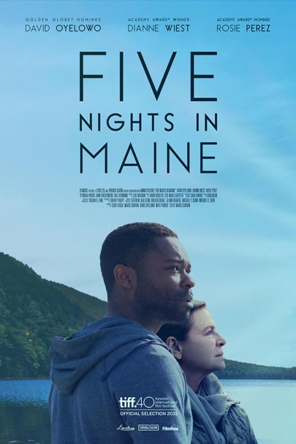 Five Nights in Maine Poster #1