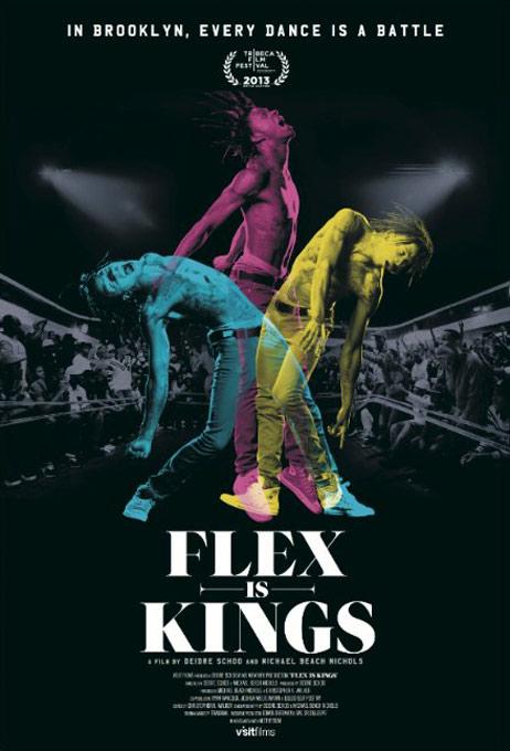 Flex Is Kings Poster #1
