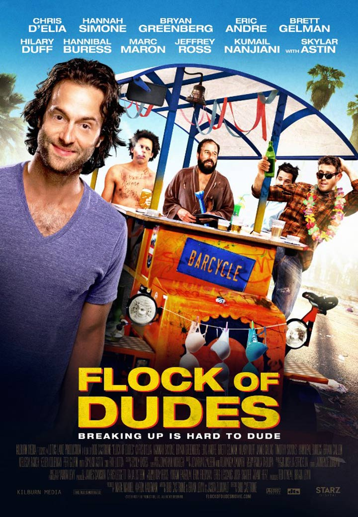 Flock of Dudes Poster #1