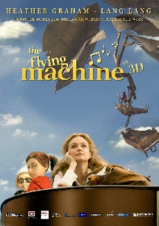 The Flying Machine Poster #1