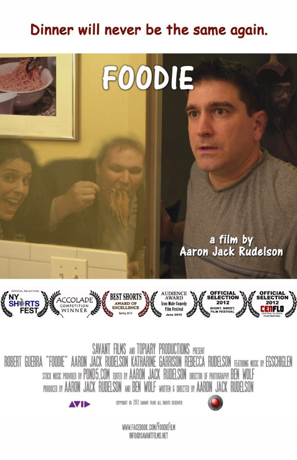 Foodie Poster #1