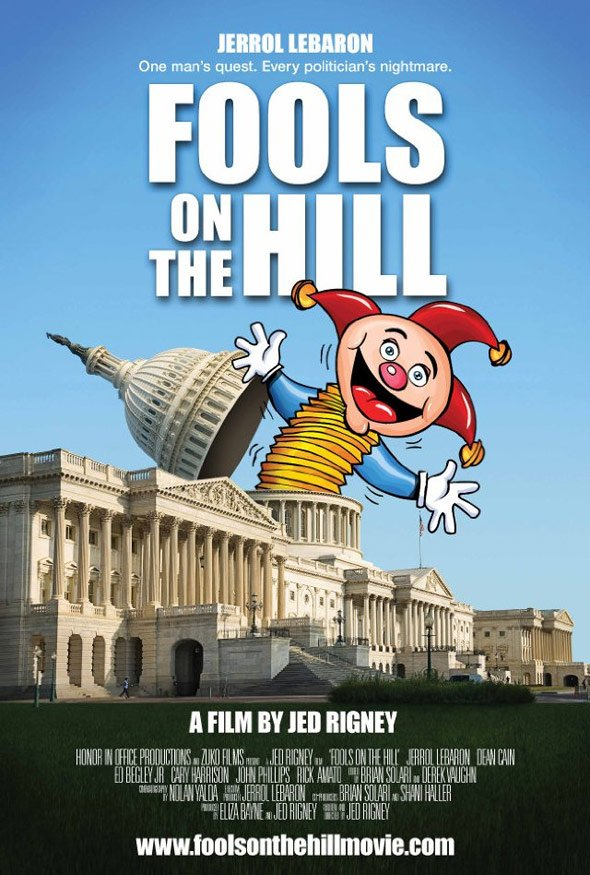 Fools on the Hill Poster #1