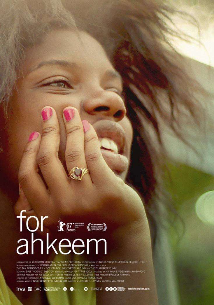 For Ahkeem Poster #1