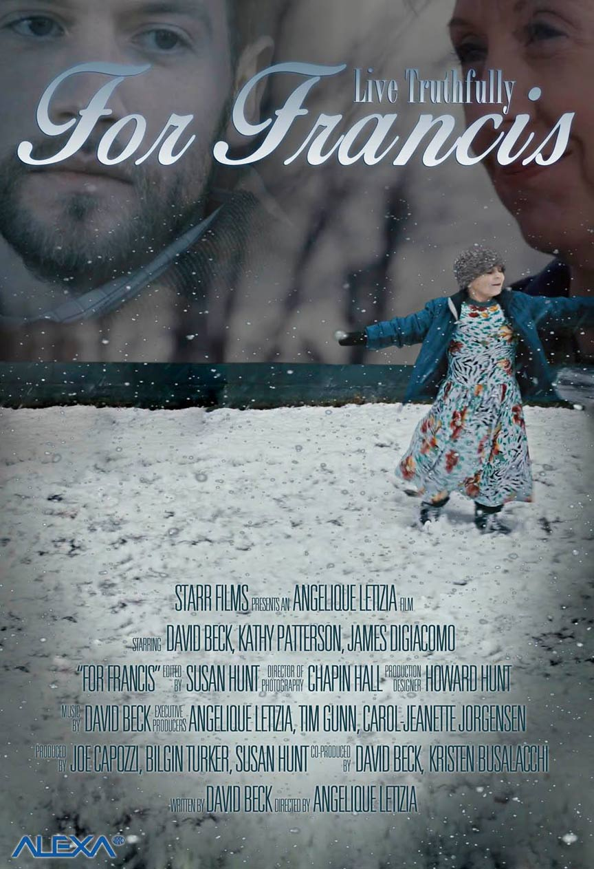 For Francis Poster #1