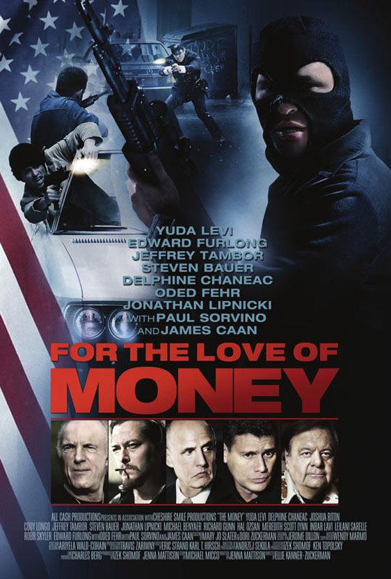 For the Love of Money Poster #2