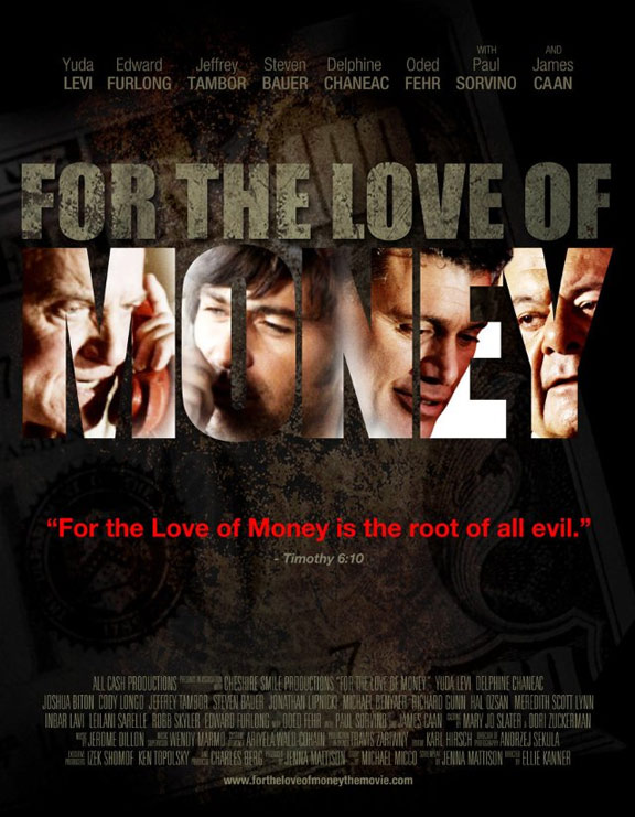 For the Love of Money Poster #1