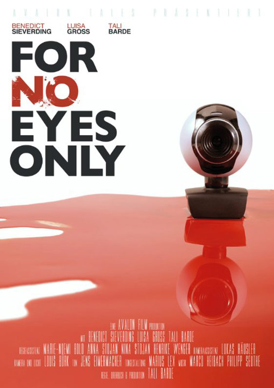 For No Eyes Only Poster #1