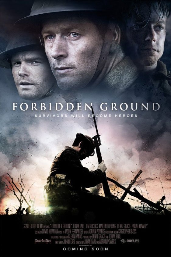 Forbidden Ground Poster #1