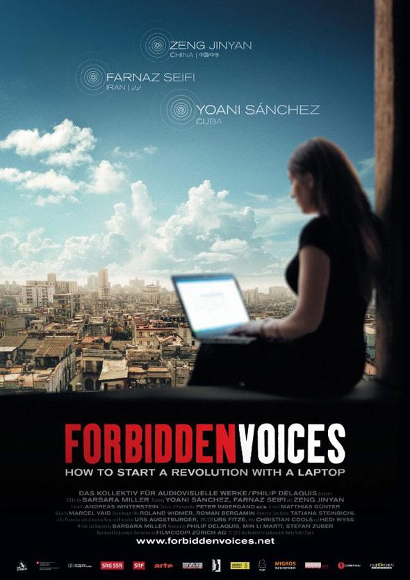 Forbidden Voices Poster #1