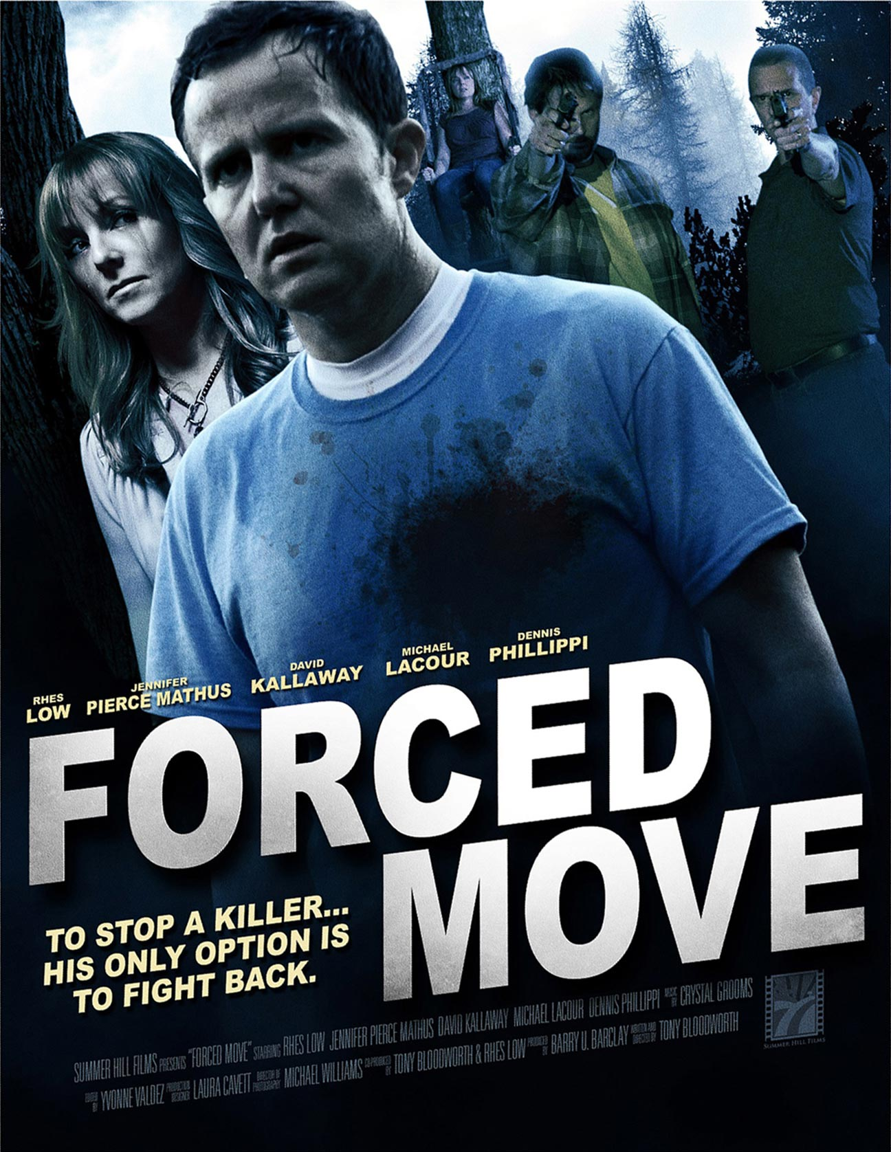 Forced Move Poster #1