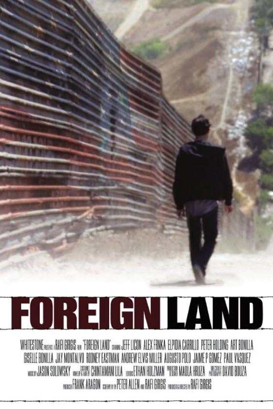 Foreign Land Poster #1