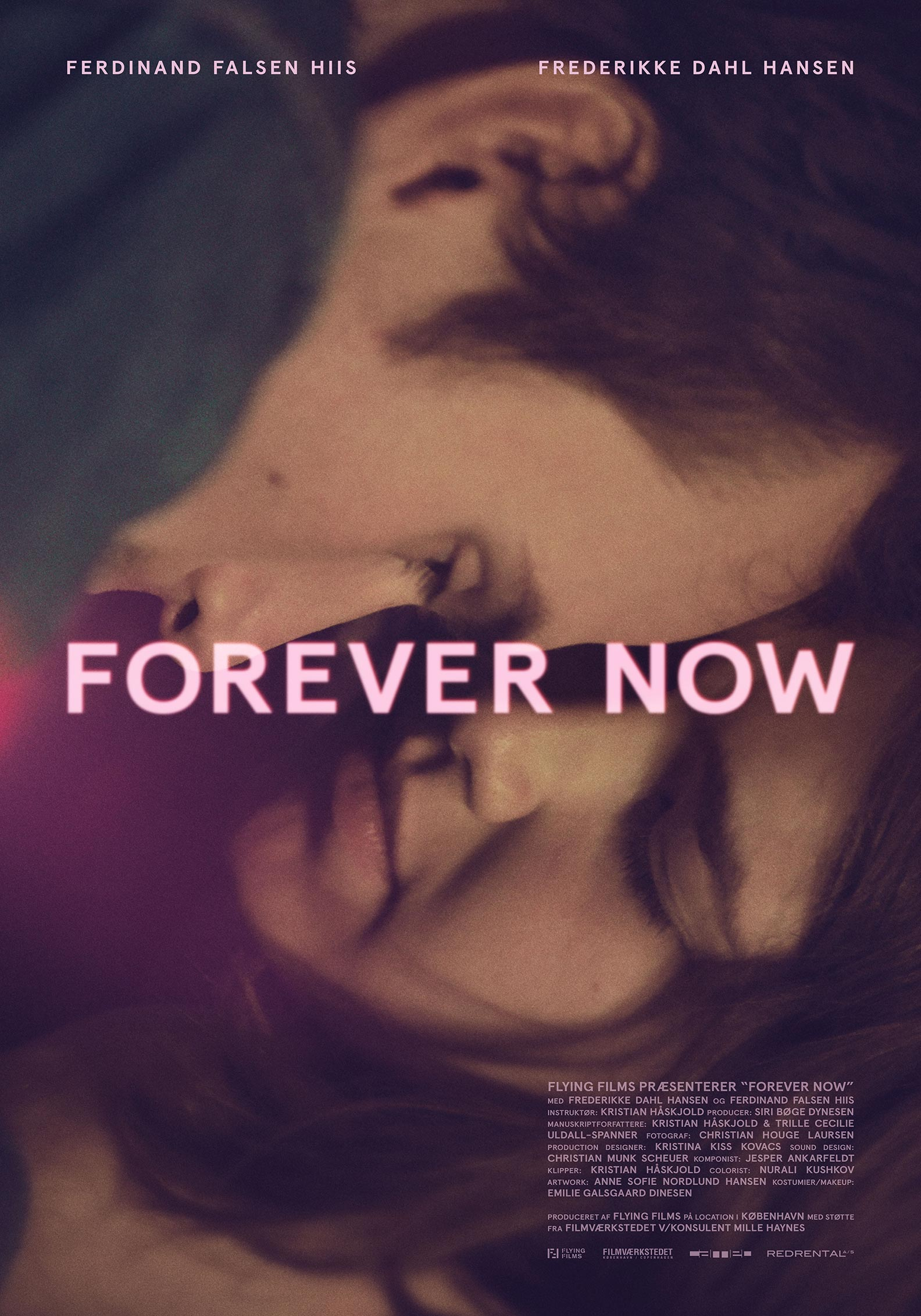 Forever Now Poster #1
