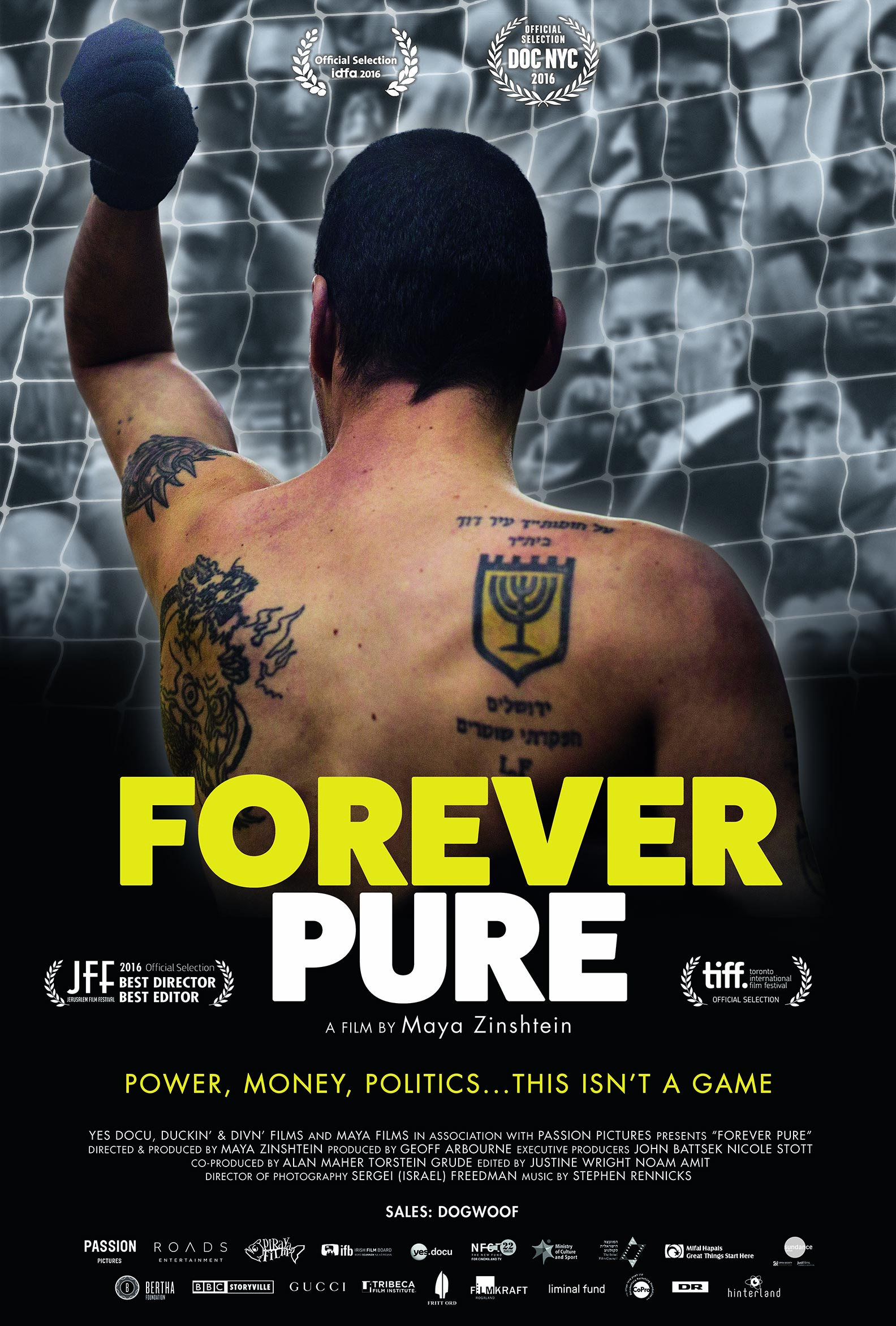 Forever Pure Poster #1