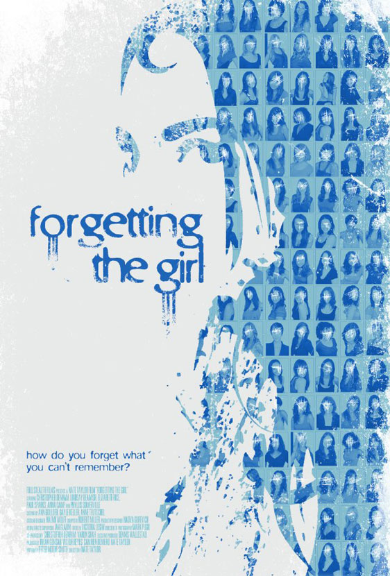 Forgetting the Girl Poster #1