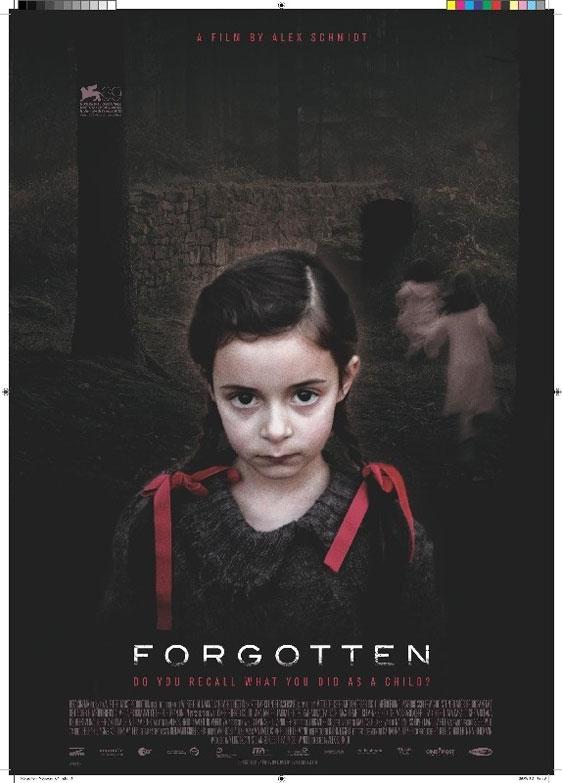 Forgotten (Du Hast Es Versprochen) Poster #1
