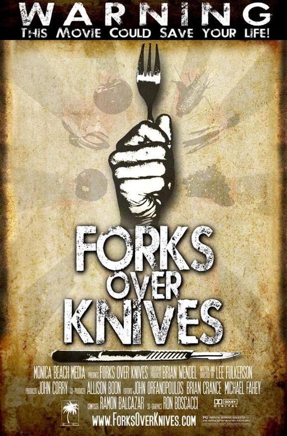 Forks Over Knives Poster #1