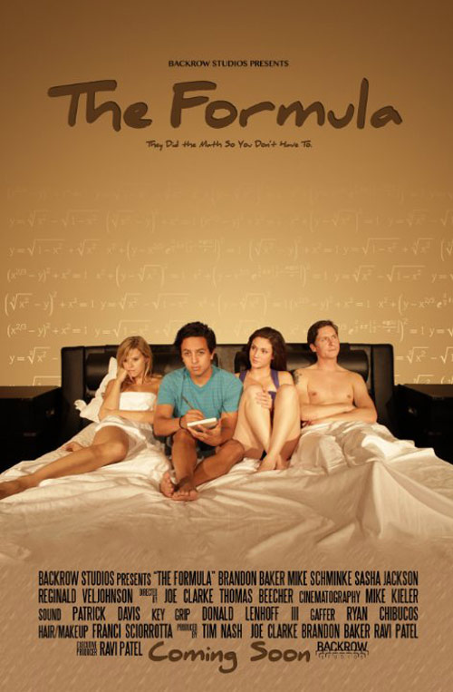 The Formula Poster #1