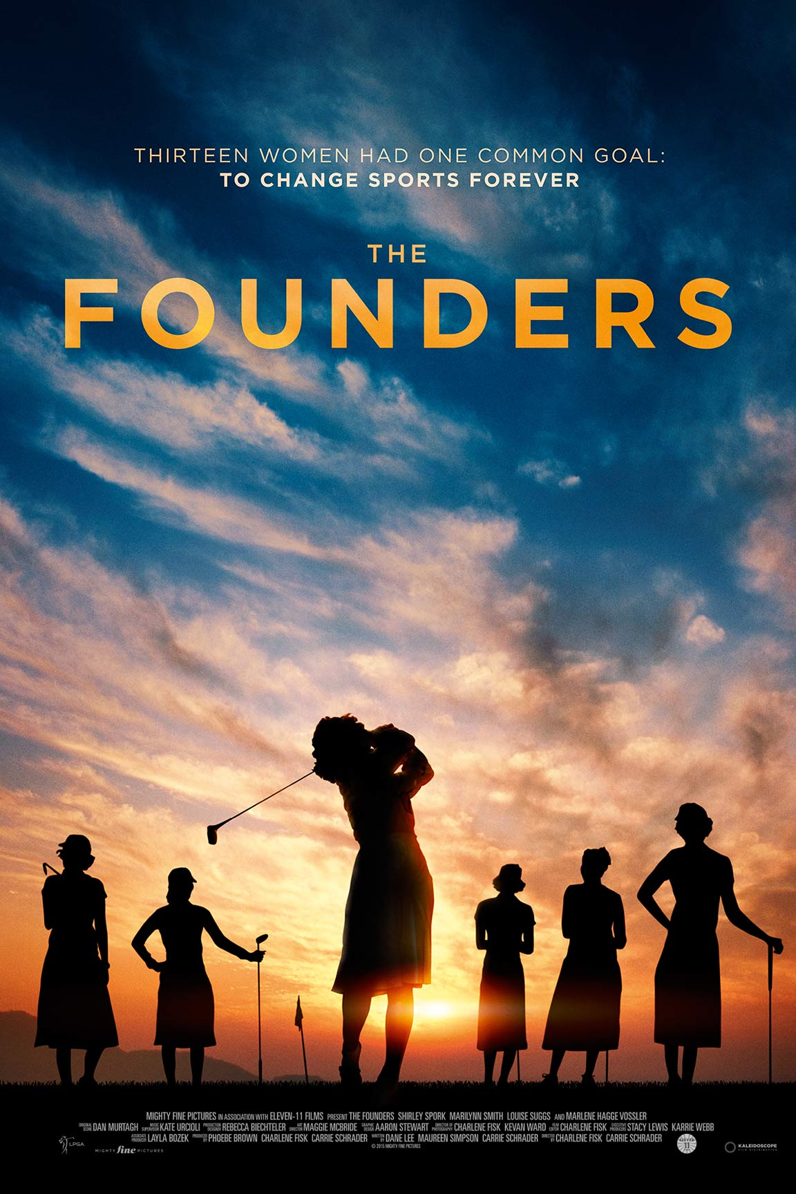 The Founders Poster #1