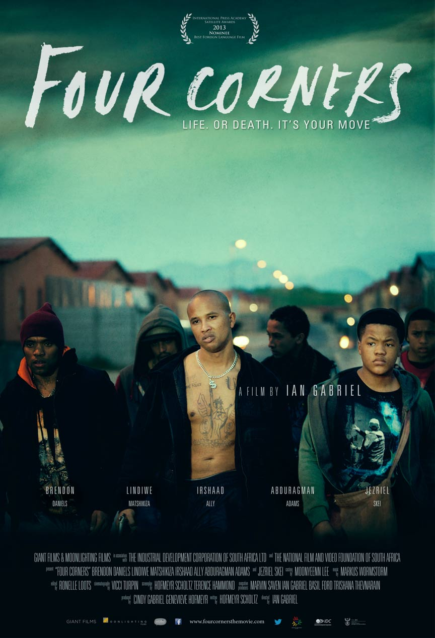 Four Corners Poster #1