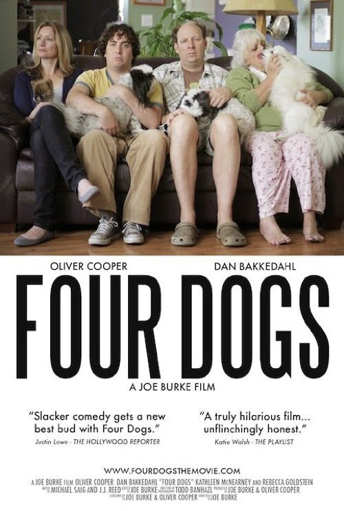 Four Dogs Poster #1