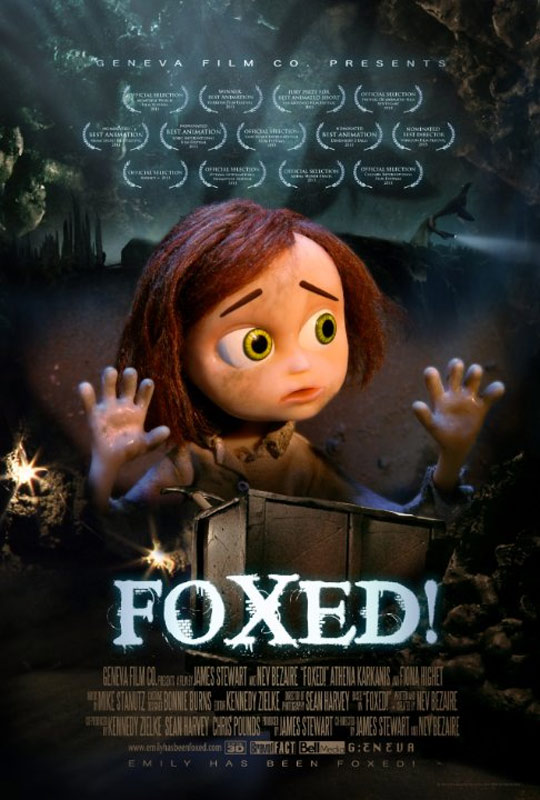 Foxed! Poster #1