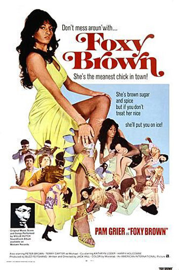 Foxy Brown Poster #1