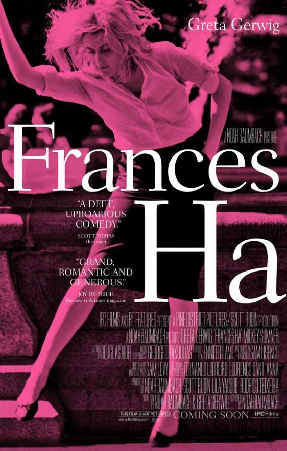 Frances Ha Poster #1