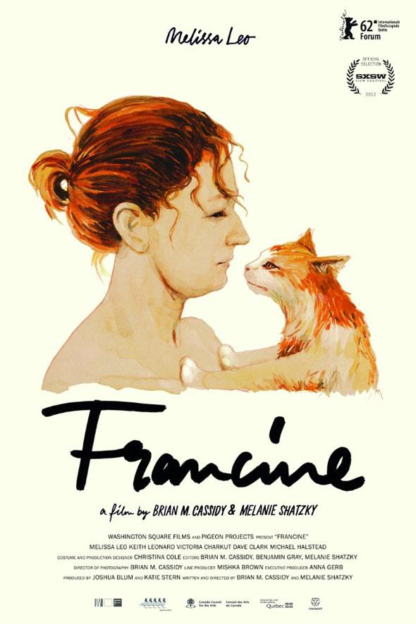 Francine Poster #1