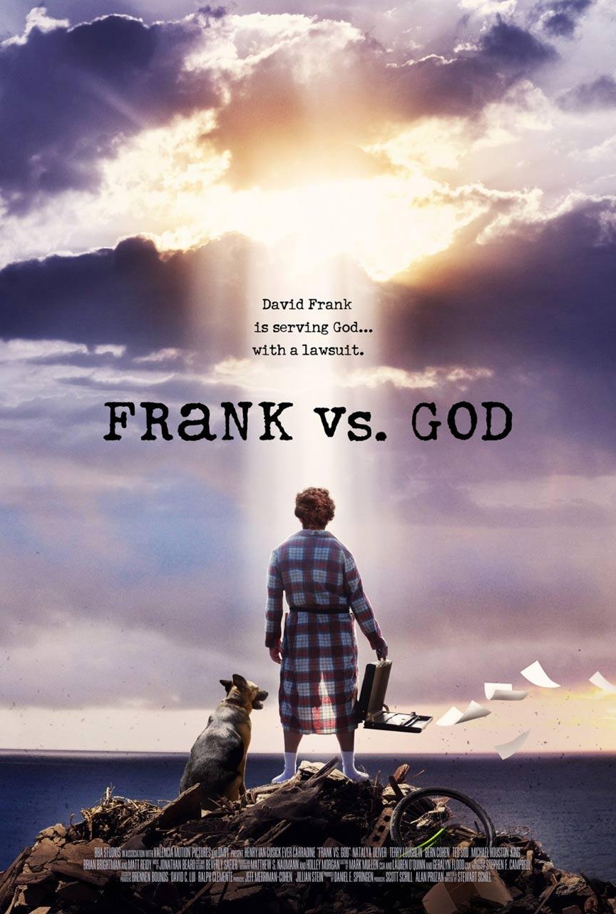 Frank vs. God Poster #1