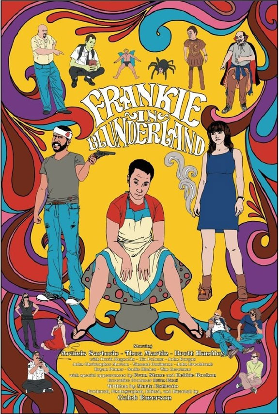 Frankie in Blunderland Poster #1