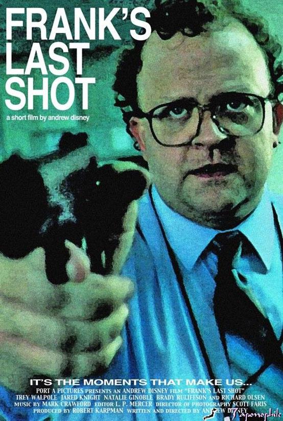 Frank's Last Shot Poster #1