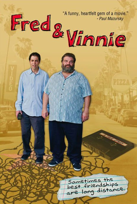 Fred & Vinnie Poster #1