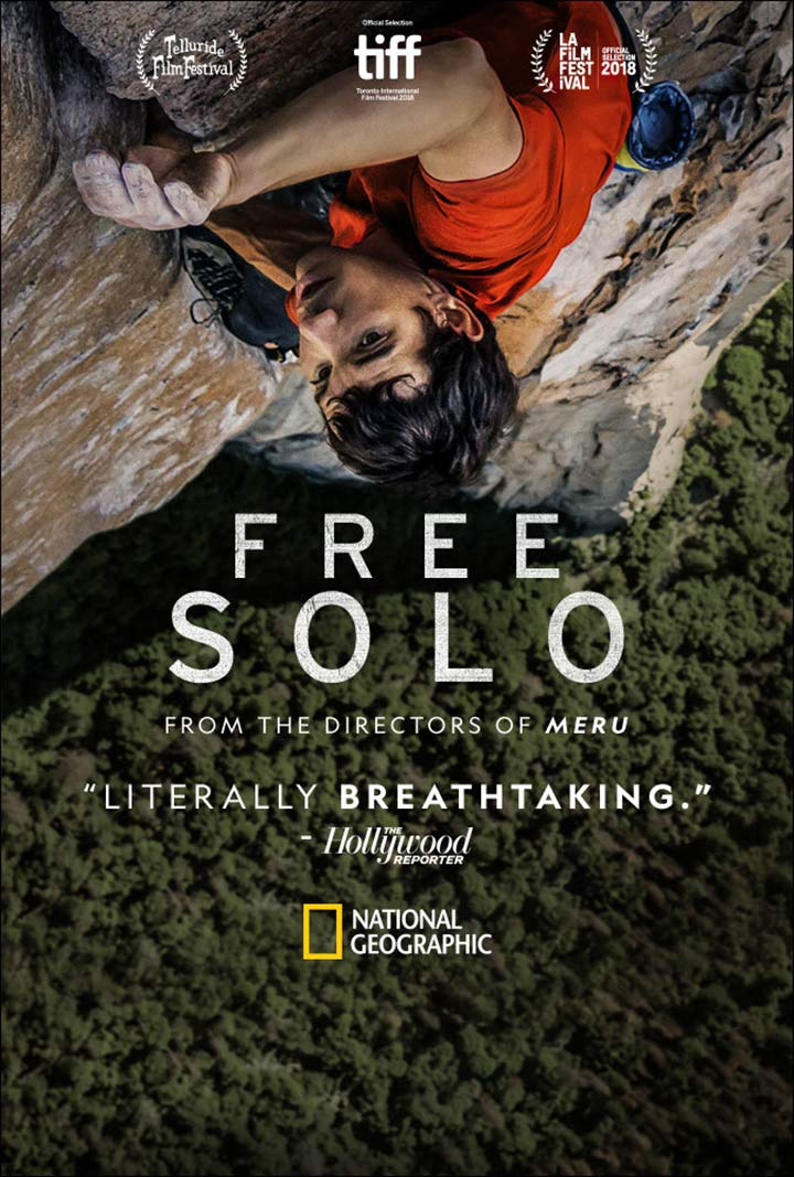 Free Solo Poster #1