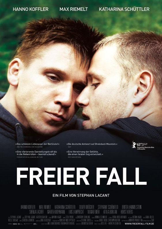 Free Fall (Freier Fall) Poster #1