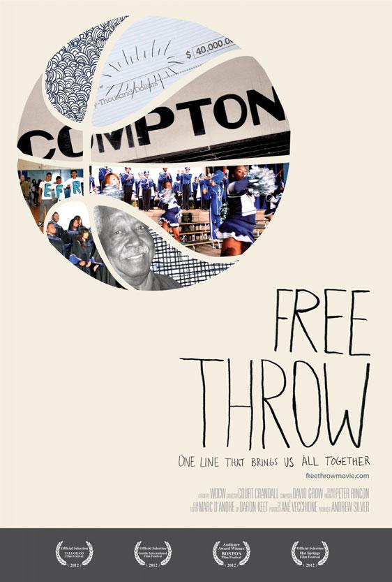 Free Throw Poster #1
