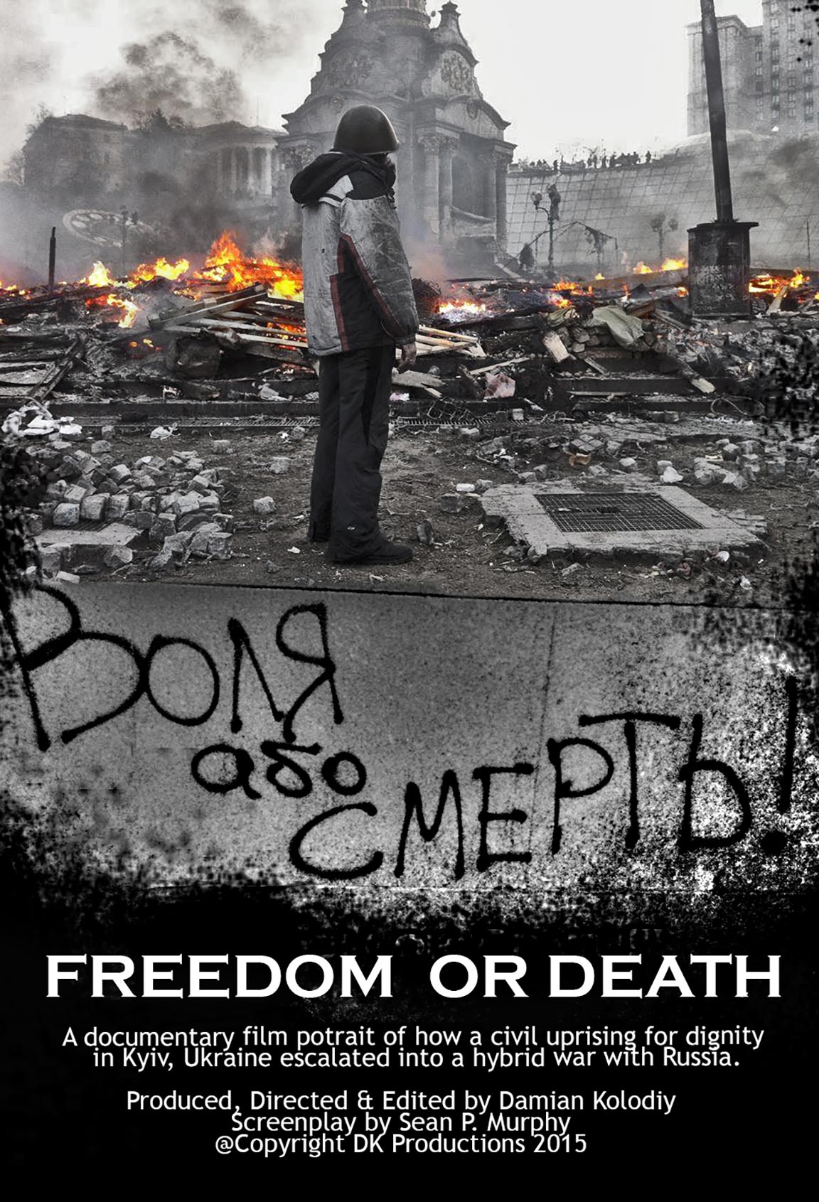 Freedom or Death! Poster #1