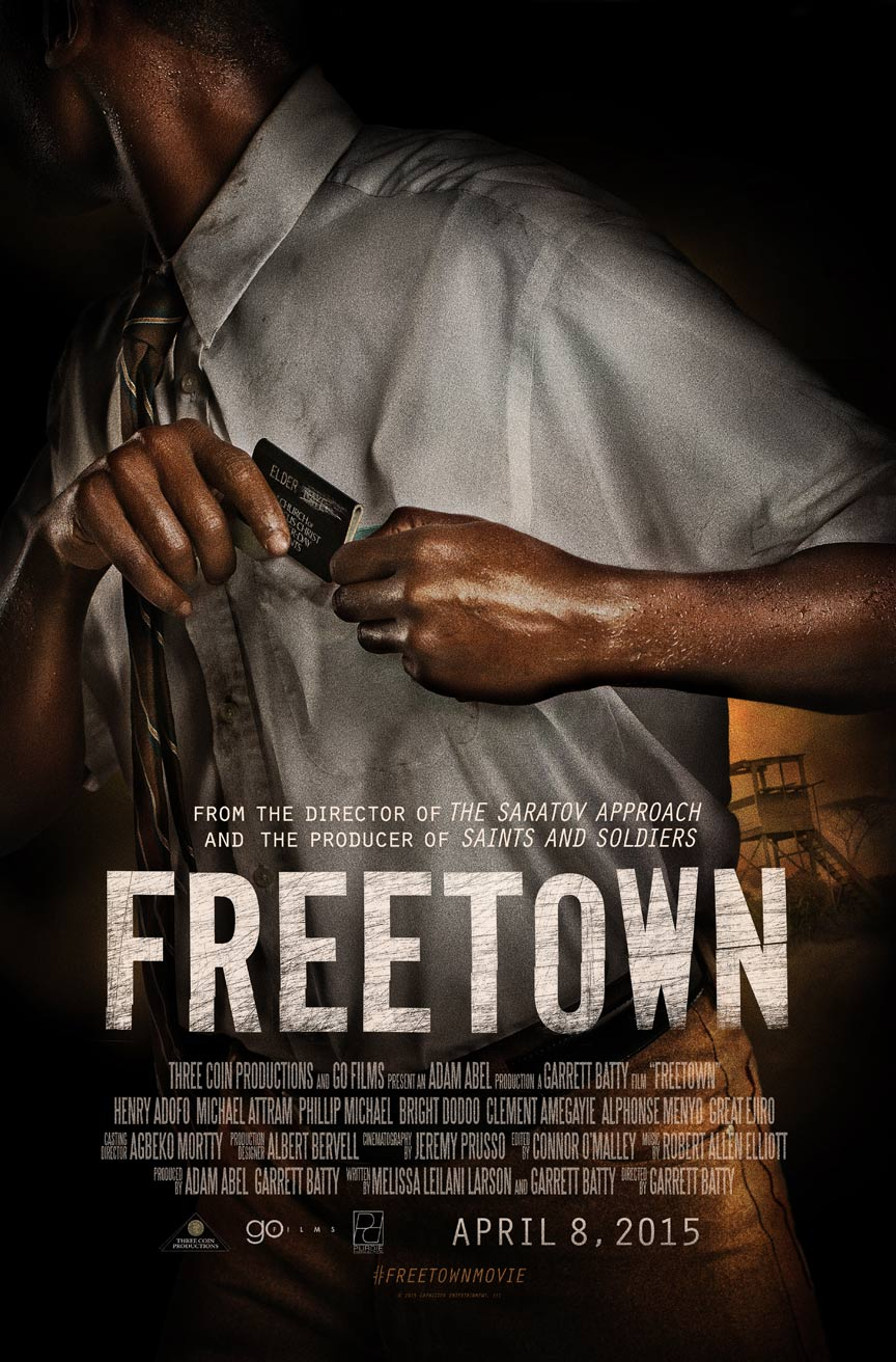 Freetown Poster #1
