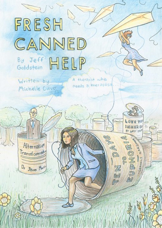 Fresh Canned Help Poster #1