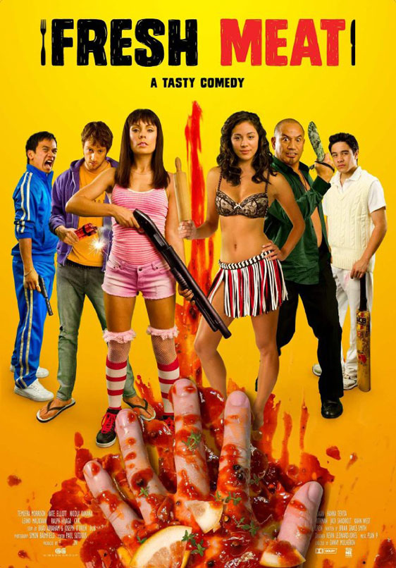 Fresh Meat Poster #1