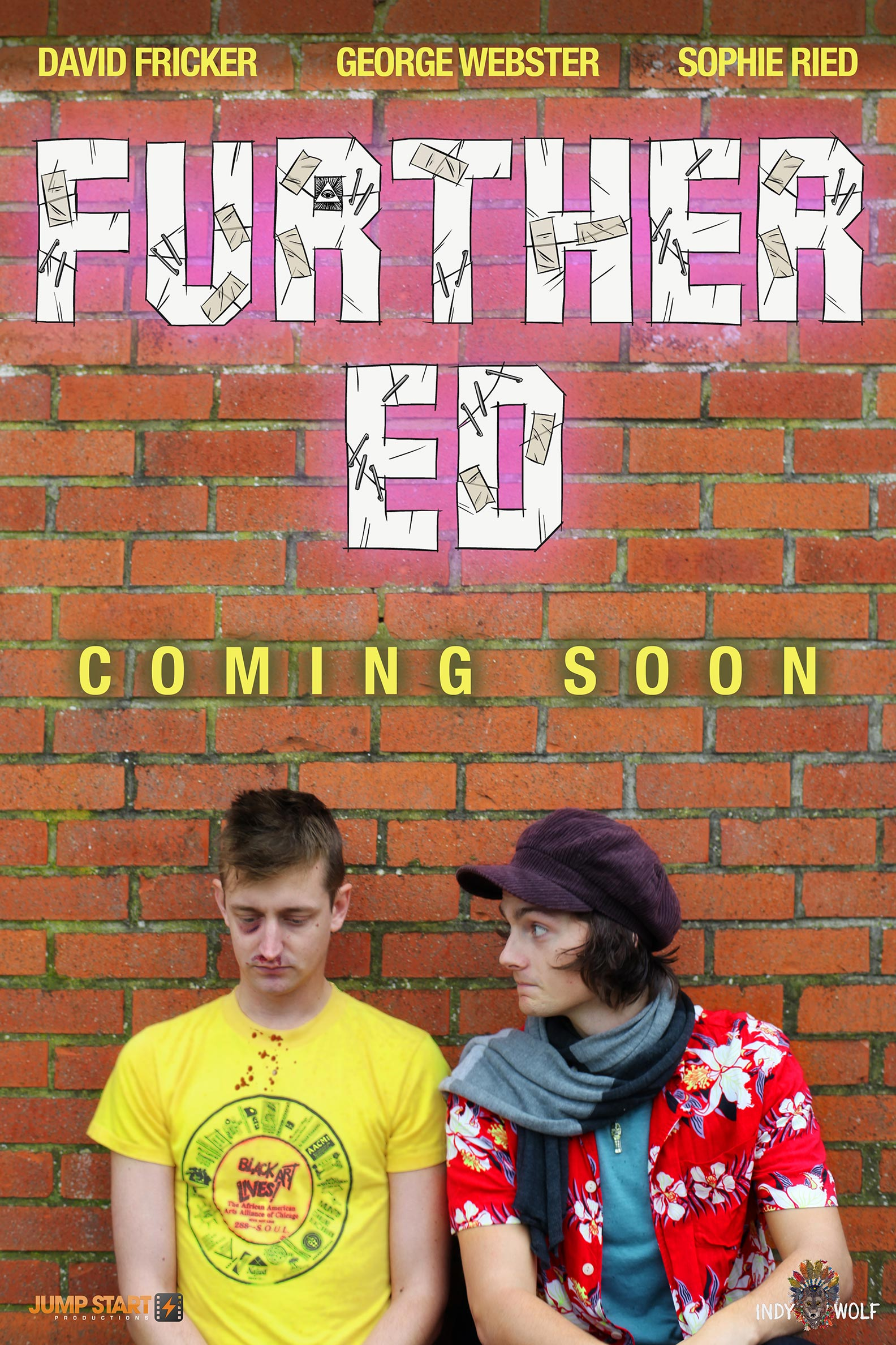 Further Ed Poster #1