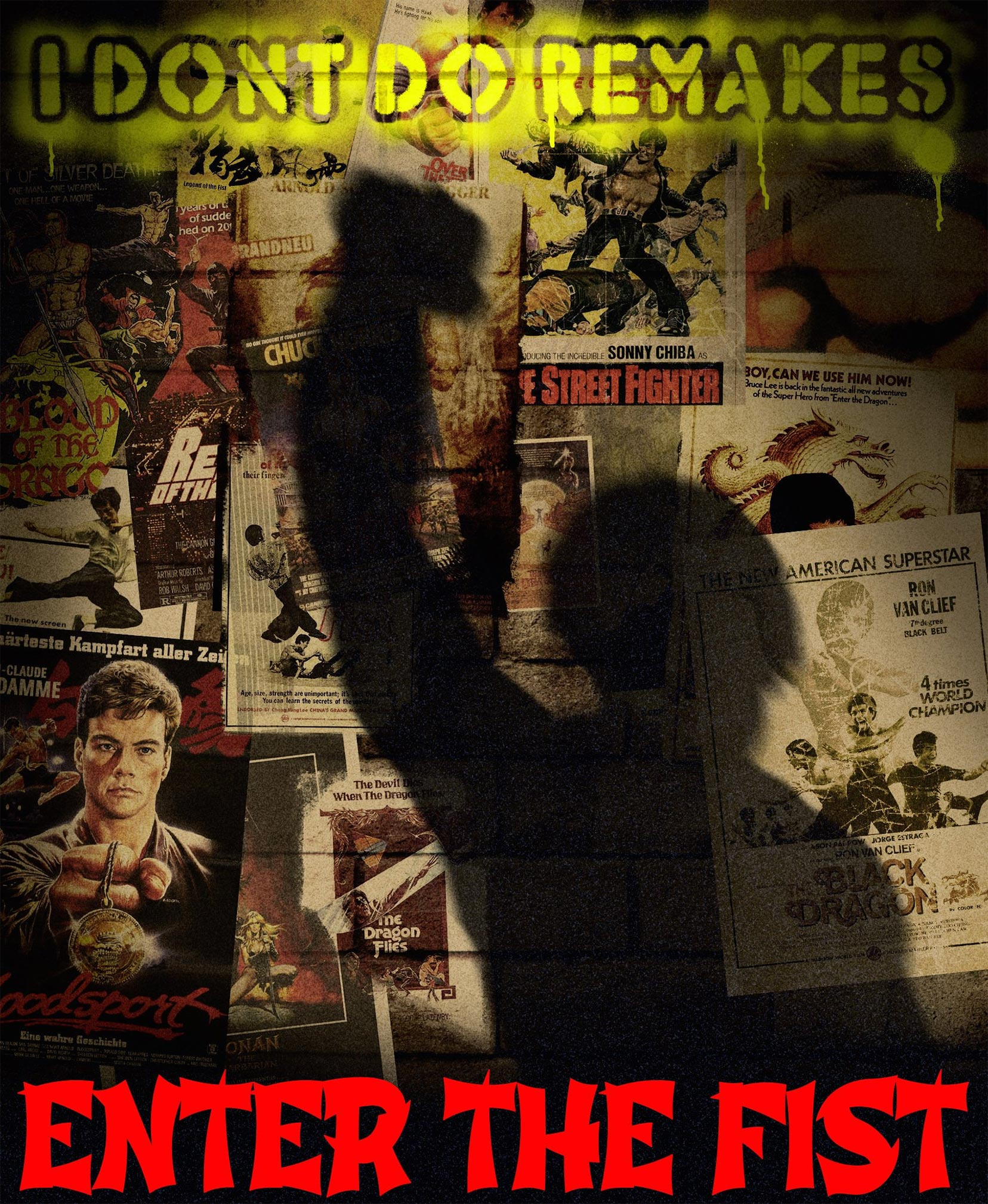 Fury of the Fist and the Golden Fleece Poster #2