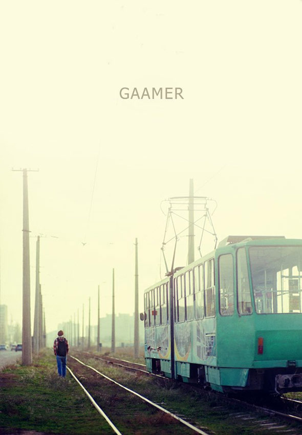 Gaamer Poster #1