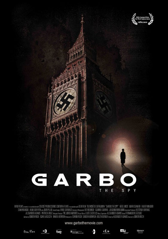 Garbo: The Spy Poster #1
