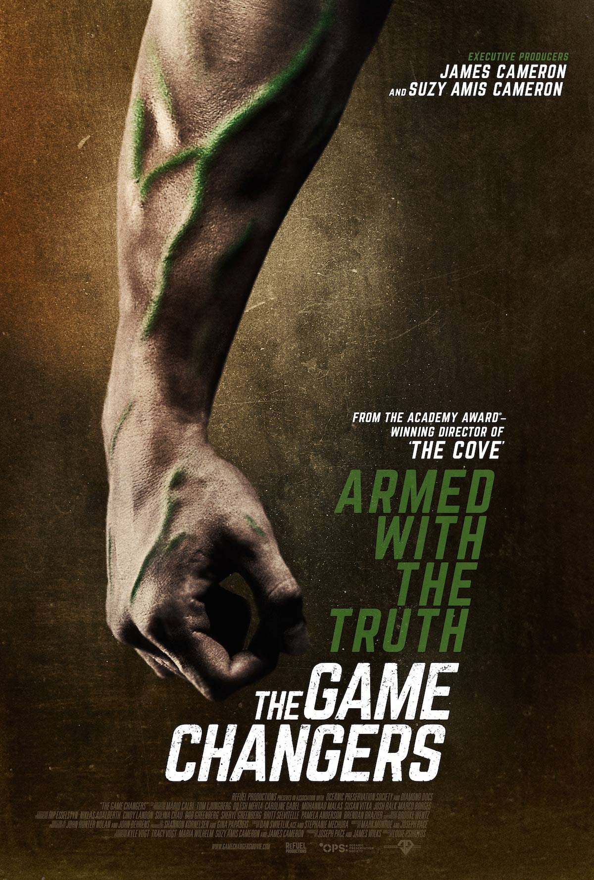 The Game Changers Poster #1