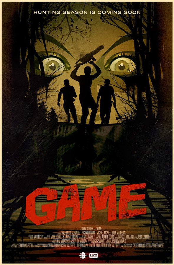 Game Poster #1